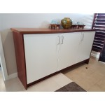 Shoe cabinet. 1900mm x 450mm x 1000 mm. New Zeland PLY. Particle board.