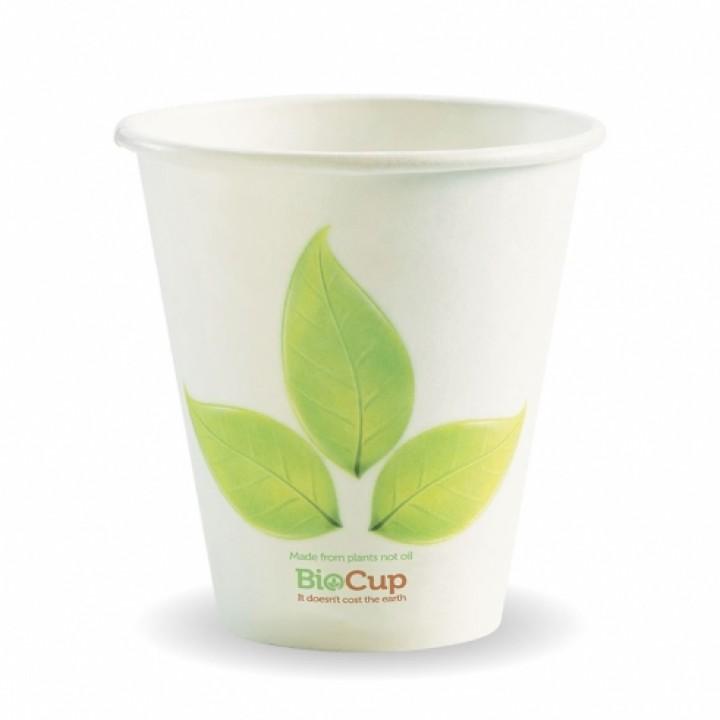 8 Oz. Hot Cup, Eco-Friendly - 100/Case
