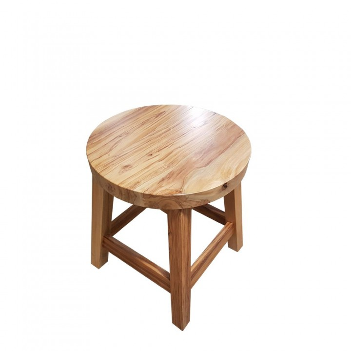Contemporary Yaka stool D400xH450