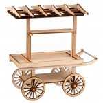 Custom design market display trolley