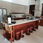 Kitchen Insperation. Partical board. Soft clousing hardware. New Zeland PLY.  Without tabletop.