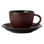 16cm Coupe Saucer, Rustic Collection, Crimsone - 24/Case