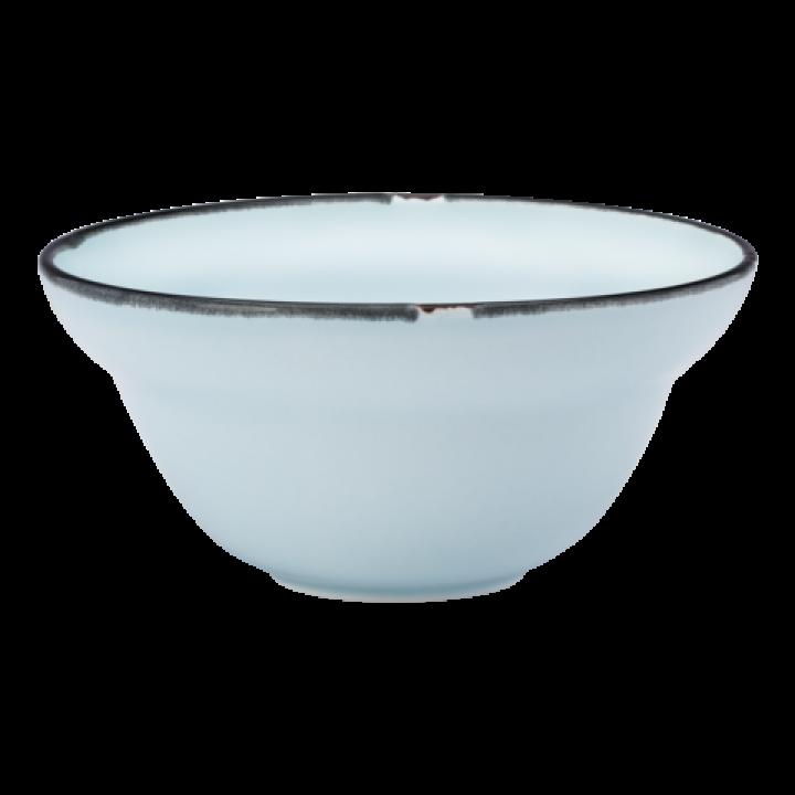 12cm Bowl, Luzerne, Tin Tin, New Bone Blue - 48/case