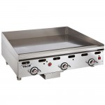 Msa Series Gas Griddle Msa36-102