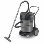 Vacuum Cleaner, Wet and Dry, NT 70/2 - 1/Case
