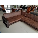 Ratu corner sofa. Raintree.
