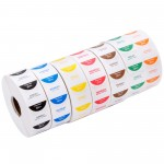Removable Day Labels - 7 Rolls Per packet