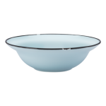 19cm Bowl, Tin Tin, New Bone Blue - 12/Case