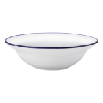 19cm Bowl, Tin Tin, New Bone Royal Blue - 12/Case