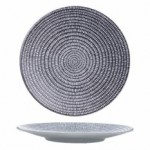 15.5cm Round Coupe Plate, Urban, Storm, EACH
