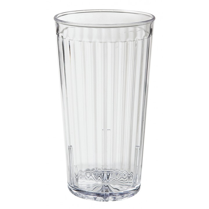 22 oz. Tumbler, Clear, PC  - 72/Case