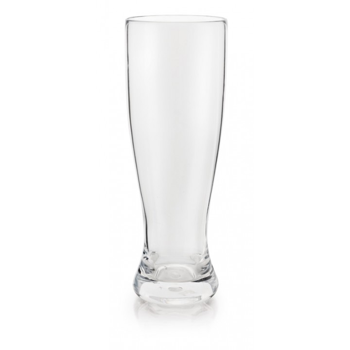 23 oz. Pilsner Glass, Clear, PC  - 24/Case