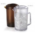 Replacement Lid for Pitcher GET-P-3064, Amber, SAN - 12/Case