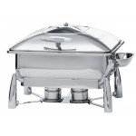 Chafer, Evolution™, Rectangular, Chafer, 26 Lx18 Wx12 H - 1/Case