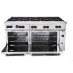 Gas Endurance Restaurant Range 60ss-10bp