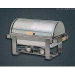 7.6 Ltr Applause Chafer, S/S, Silver - 1/Case