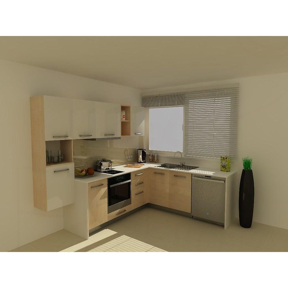 Kitchen Hpl: Apartment Kitchen, Type 2 HPL
