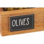 Cal-Mil 3057 Chalkboard Stick-On Sign
