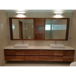 Yaka Master bedroom Vanity for Him and for Her.