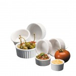4 Oz. Ramekin, White - 24/Case