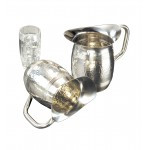 100 Oz. Pitcher, S/S, Silver - 8/Case