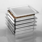 "8.5""x8.5"" Square Separator For SQ5 - 24/Case"
