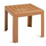 "16""x16"" Low Table, Bahia, Teakwood - 12/Case"