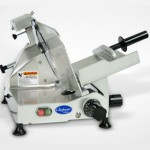 "12"" Slicer, Manual Gravity Feed, 0.3 hp - 1/Case"