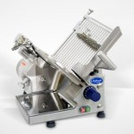 "12"" Manual Gravity Feed Slicer - 1/3 hp"