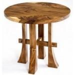 Ratu bar table. D700xH1100. Mahogany