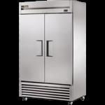 756 Ltr Upright Refrigerator, 2 Full Solid Door - 1/Case
