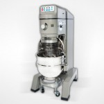 56.78 Ltr Commercial Planetary Floor Pizza Mixer - 3 hp