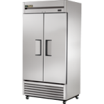 636 Ltr Upright Refrigerator, 2 Full Solid Door - 1/Case