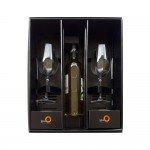 Gift Box, 2 Glasses White Wine Glass 370 ml - 1/Case