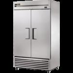 738 Ltr Upright Freezer, 2 Full Solid Door - 1/Case