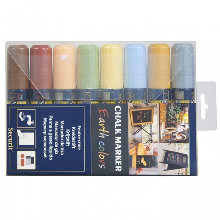 Big Tip Markers, Assorted - 24/Case