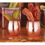 Mini Moscow Mule Tumbler, Copper, Mirror, 3 Oz. 1-1/2 Dia.x2 H - 48/Case