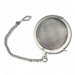 "2"" Tea Ball, S/S - 40/Case"