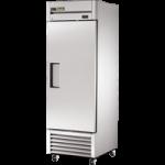 445 Ltr Upright Refrigerator, 1 Full Solid Door - 1/Case