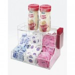 Cal-Mil 786 Classic Coffee Condiment Organizer