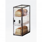 Cal-Mil 1720-3 Iron Bread Case (7Wx12.25Dx19.5H)