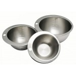 4 cups Measuring Bowl, Stainless Steel