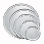 """13"""" Wire-Rim Pizza Pan, Aluminum"""