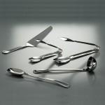 """9.5"""" Spoon, S/S, Silver - 120/Case"""