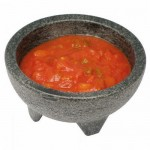 Molcajete Salsa Bowl, 10 Oz - 48/Case
