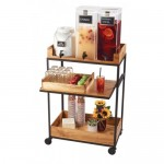 Cal-Mil 3553ICE Madera Beverage Cart