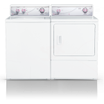 10kg Top Load Washer + Front Load Dryer - 1/Case