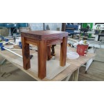Sandy beach coffee table. 450x450x400 Yaka.