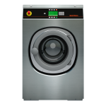 7kg/65 Ltr, Softmount Washer-Extractor - 1/Case