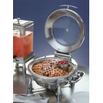"""14.57""""x17.13"""" Chafer, S/S, Silver - 1/Case"""